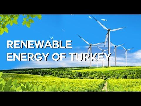 Renewable Energy of Turkey - English Subtitle