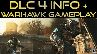 PREDOWNLOAD E DIMENSIONE DLC 4 + GAMEPLAY WARHAWK REMAKE [INFINITE WARFARE ITA]