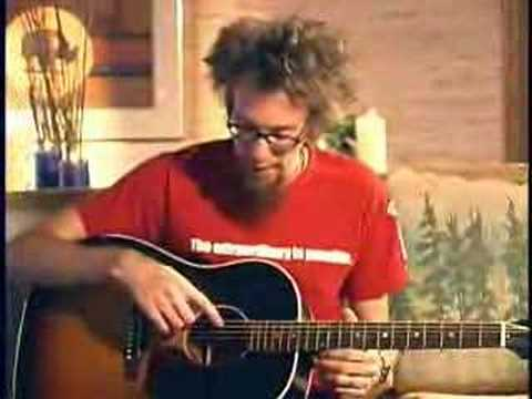David Crowder Band Our Love is Loud (New Song Cafe)