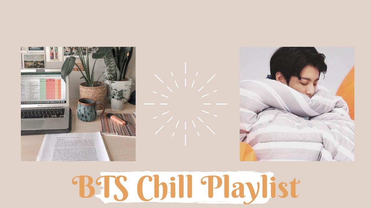 Fall Asleep with BTS | BTS Soft Playlist (chill, relax, study) ☽  2020