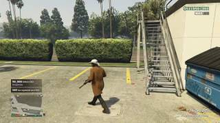 GTA Online: Killing People In Free Roam 52 (Youtube Live Stream)