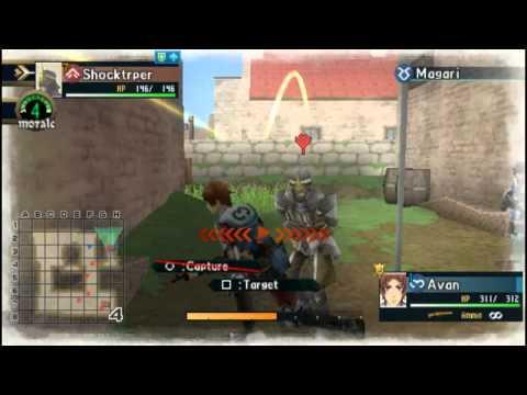 Valkyria Chronicles II UNDUB: Random Multiplayer Gameplay 1