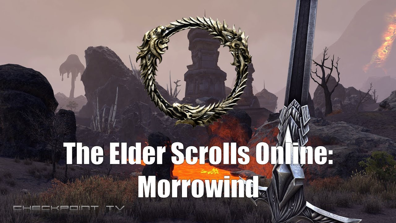 Elder Scrolls Online Morrowind part 2 - TESO launch, crash, problems and  recovery