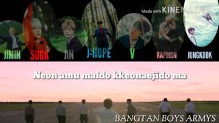 BTS-BUTTERFLY{나비}KARAOKÊ/INSTRUMENTAL/K-POP