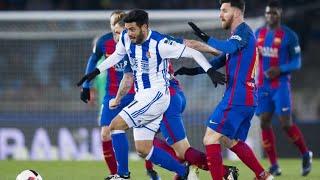 Carlos Vela DESTRUYENDO al Barcelona y Real Madrid