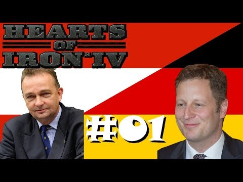 Hearts Of Iron IV: Millennium Dawn Modern Day Mod - Germany   Plans For A German World!   Part 1