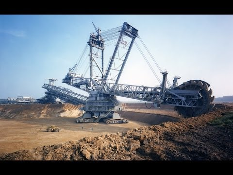 TOP 10 Biggest Machines In The World