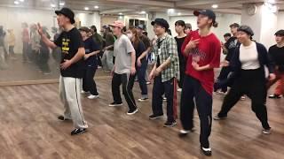 Maccchan(Imperial jb's crew) Soul Dance Workshop