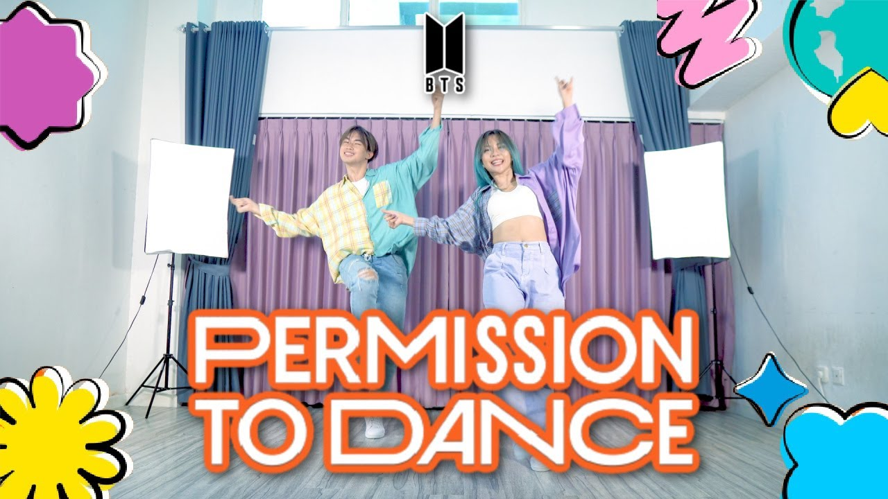 BTS (방탄소년단) 'Permission to Dance' Dance Cover | Step by Step ID