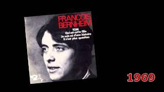 FRANCOIS BERNHEIM Tom 1969 ( arrangements Jean Claude Petit )