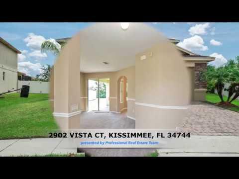 2902 VISTA CT, KISSIMMEE, FL 34744