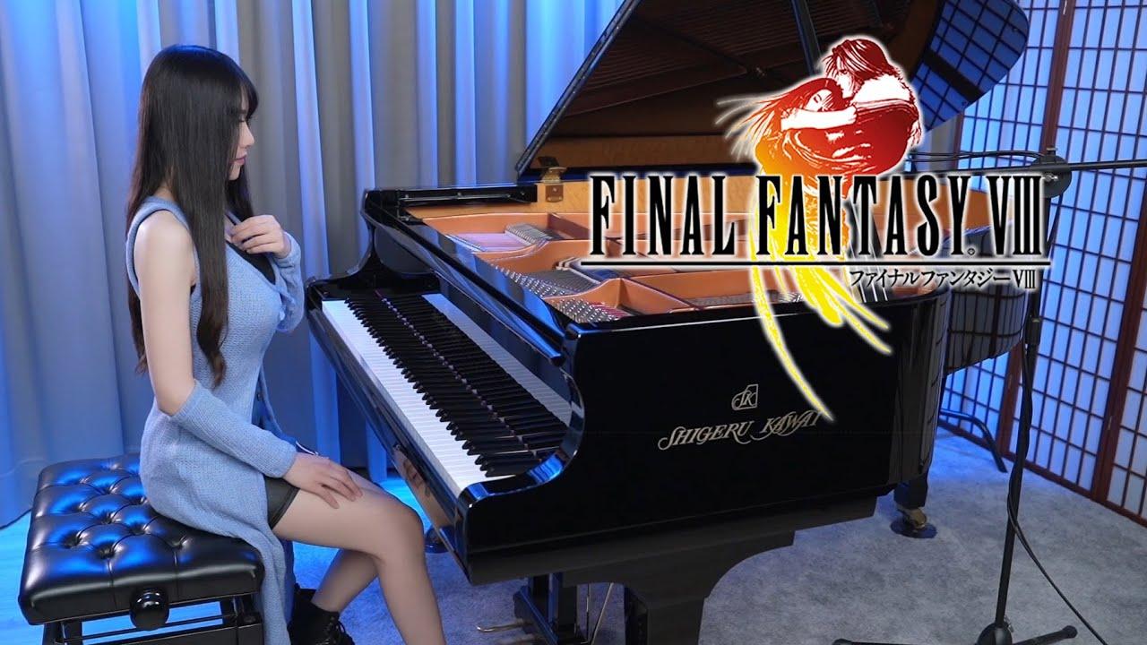 Final Fantasy VIII「Eyes On Me / Faye Wong」Ru's Piano Cover
