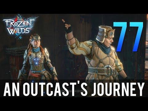 [77] An Outcast's Journey (Let's Play Horizon Zero Dawn: The Frozen Wilds DLC w/ GaLm)