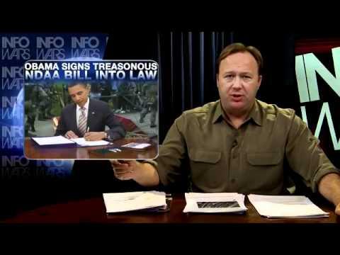 Infowars Nightly News Show 2nd January 2012 part 1