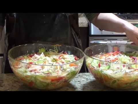 Csalamade Mixed Pickles Hungarian Style by Magdi