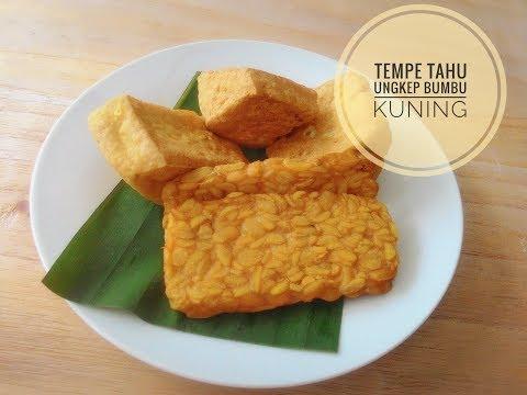 Tempe Tahu Ungkep Bumbu Kuning #15