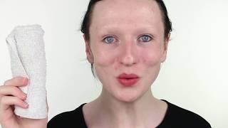 How To Remove Heavy Makeup Tutorial   John Maclean