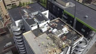 Gary Brown Roofing: Marina Condos