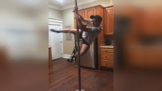 Stripper Pole Fails: Election Day Edition