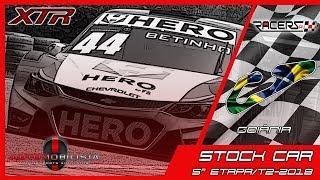 RacersAV Stock Car @ Goiânia - 5ª Etapa T2/2018