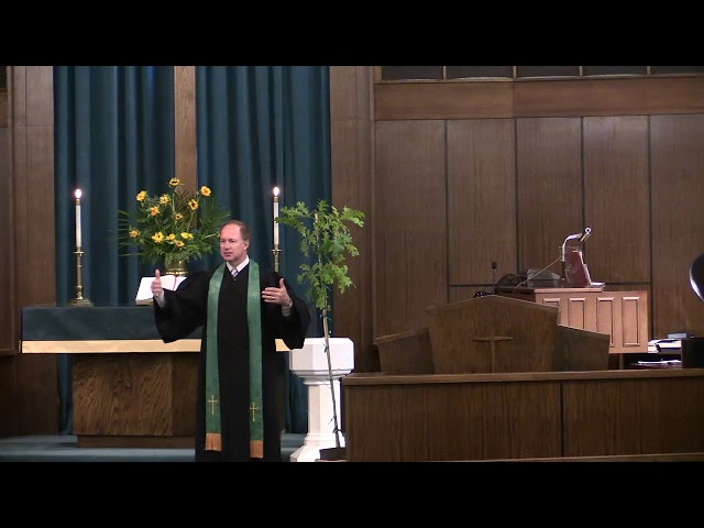 Stop Going to Church 2nd Message 9-15-19