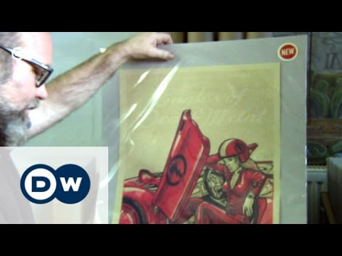 Germany's best gig poster Artist | Euromaxx