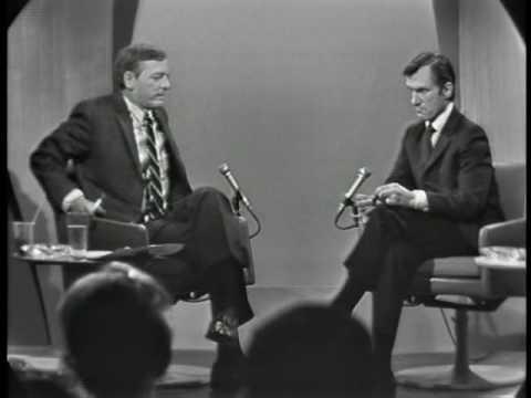 William Buckley Interviews Hugh Hefner on Firing Line (1966) Part 1