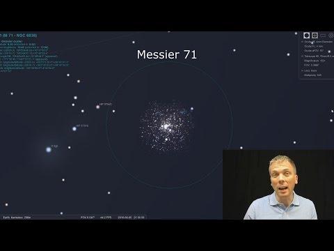 Eyes on the Sky: Sagitta, Cr 399 and M71