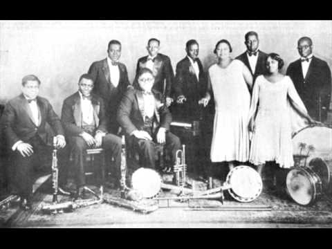 Clarence Williams & His Orchestra - Let Every Day Be Mother's Day 1935 New Orleans Jazz