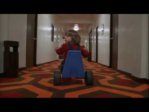 The Shining - Scene sequence - sync w/David Gilmour's 'Cruise'