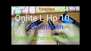 Onlite L-HP10 Bluetooth earphone with multi functional