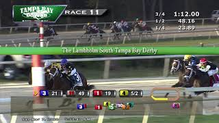 Tampa Bay Downs Replays 3/7/20 Race 11