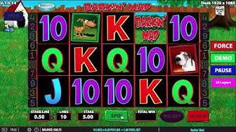 275 - Barkin Mad Slot Game Barcrest Slot Machine UK - #casino #slot #onlineslot #казино