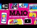 Maio no Cartoon Network | Novidades do Mês | Cartoon Network