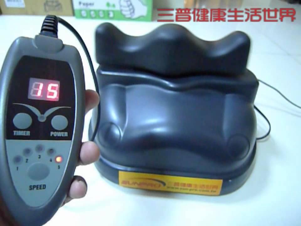 智慧型微調搖擺機(展示機) -實品欣賞-三普健康生活世界提供 - YouTube