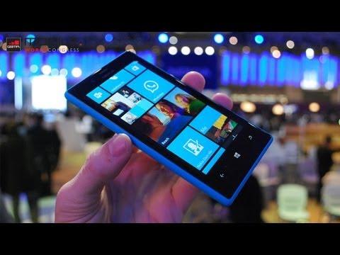 Nokia Lumia 720 (MWC 2013)