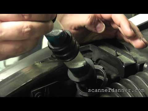 How to test for a bad head gasket (chemical test)