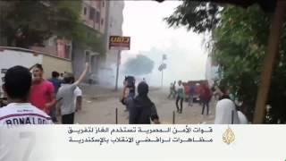 مقتل 6 أشخاص خلال مظاهرات رافضة للانقلاب بالجيزة
