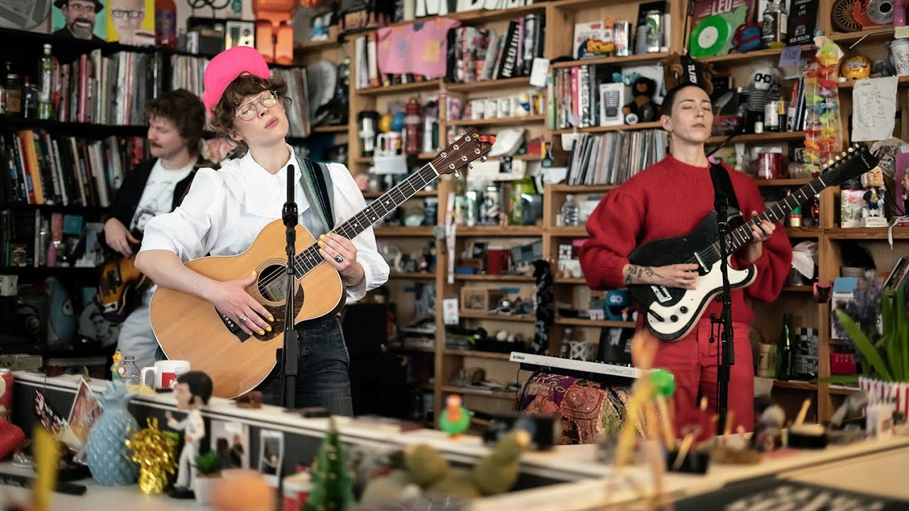 Daughter Of Swords: NPR Music Tiny Desk Concert
