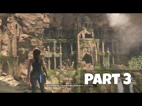Rise of the Tomb Raider - Syria /720p/ part 3
