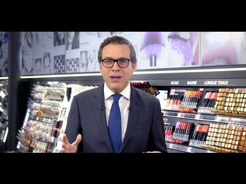 Interview with Alexis Perakis-Valat, President Consumer Products Division