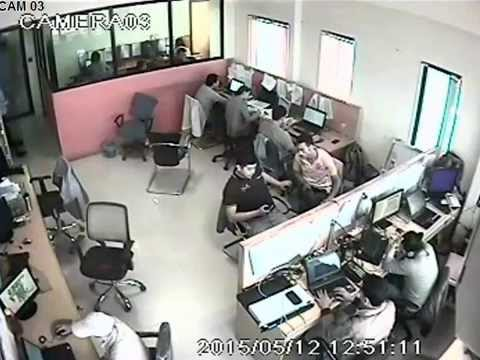 Nepal Earthquake CCTV footage Kathmandu May 12, 2015 (Baisakh 29th 2072 B.S.)