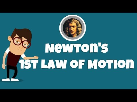 Newtons First Law of Motion