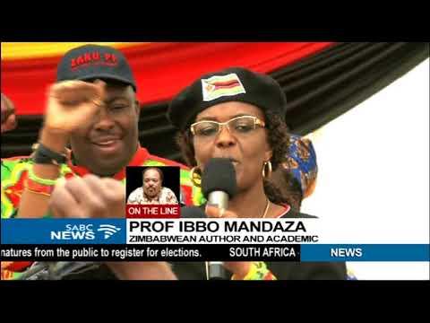 Latest political developments in Zimbabwe: Ibbo Mandaza