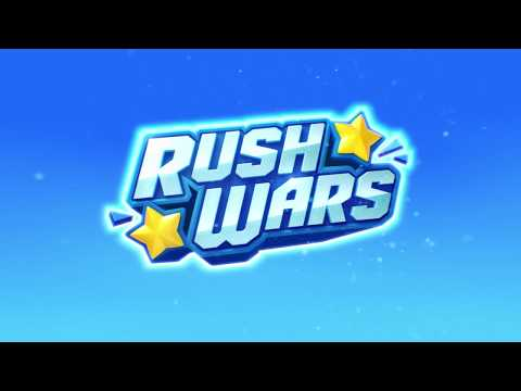 Supercell's latest game Rush Wars is out now in early test markets