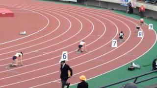 2016年 兵庫リレーカーニバル 一般女子4×100mリレー決勝
