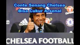 BREAKING NEWS! Hasil Pertandingan Chelsea vs Arsenal (3-0) - Conte Senang Chelsea Bisa Cukur Arsenal
