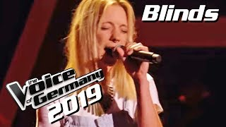 Sia - Chandelier (Veronika Rzasa) | The Voice of Germany 2019 | Blinds