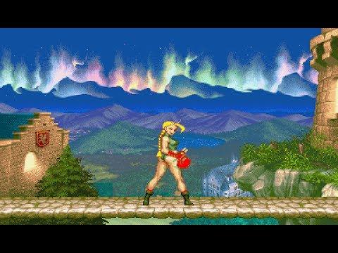 Super Street Fighter II OST Cammy Theme