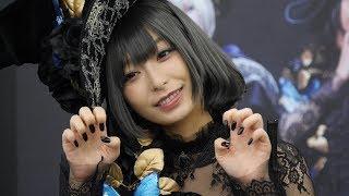 元TBSの宇垣美里がコスプレ姿で「人間ども、魅了してやる」と魔女っぽいひと言